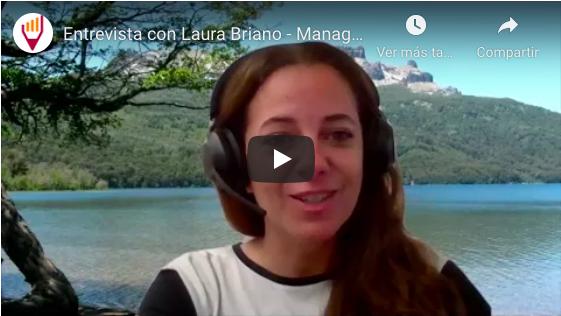 Laura Briano Interview